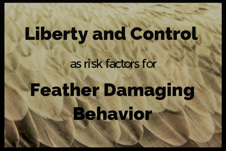 Risk Factors for Feather Damaging Behavior